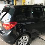 Vauxhall Meriva Window Tint