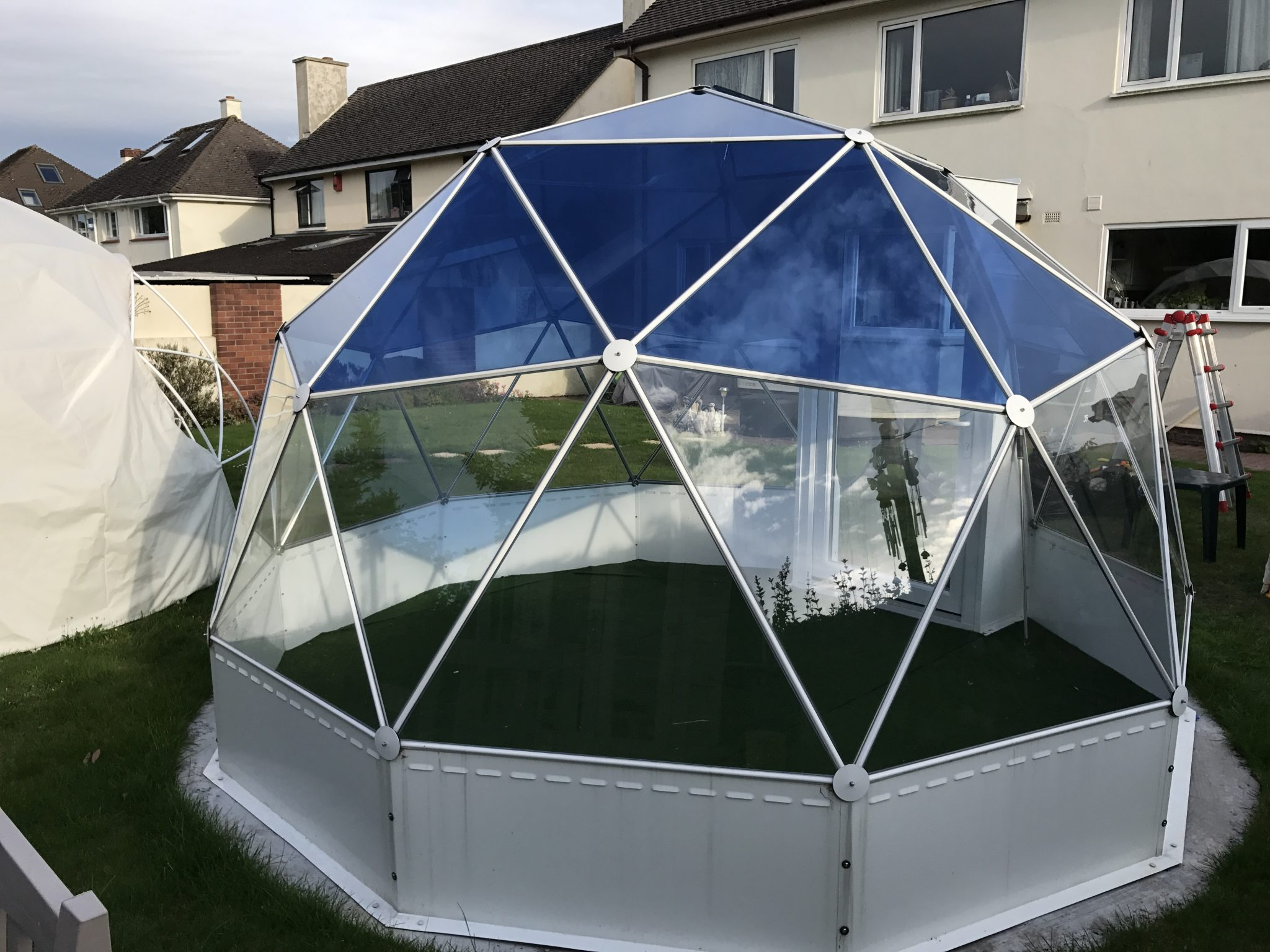 Solardome Johnson Architectural Window Film