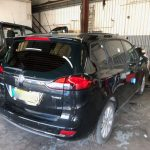Vauxhall Zafira Window Tint