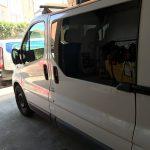 Van Window Tinting