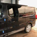 Vivaro Van Global QDP Window Tinting