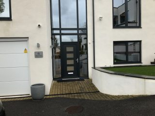 Silver Privacy Film Exeter