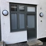 Residential Frosted Privacy Film