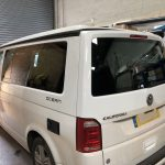 VW Caravelle California Global QDP Window Tinting