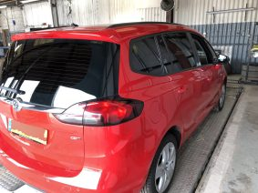 Zafira Tourer Window Tint
