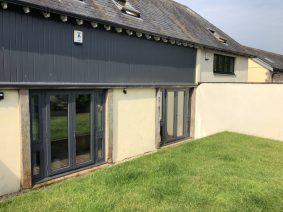 Solargard Silver 50 Barn Conversion Window Tint