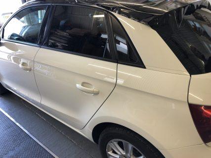 Audi A1 Window Tint