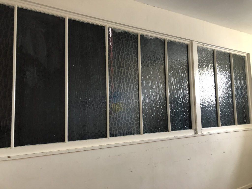Glass Safety Film EN 12600 BS 6206