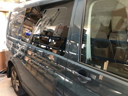 Vauxhall Transporter T6 Window Tint