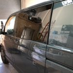 Vauxhall Transporter T6 Window Tinting Global QDP