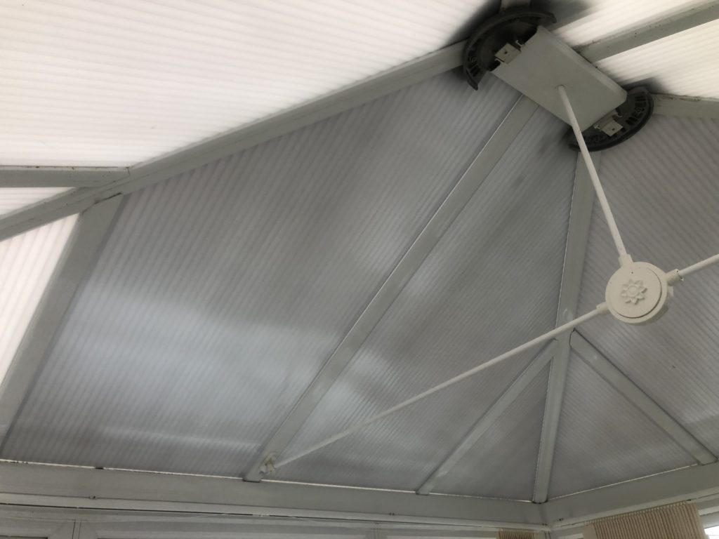 CoolKote Conservatory Roof, Solar Control for Polycarbonate