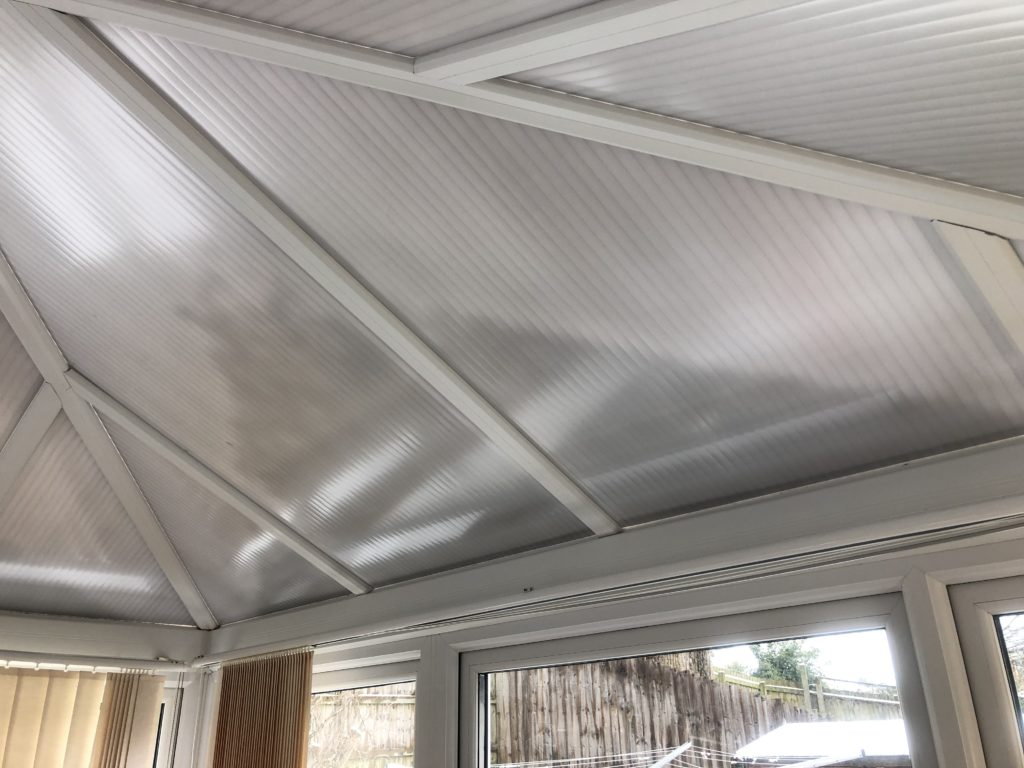 CoolKote Conservatory Roof Picture 2