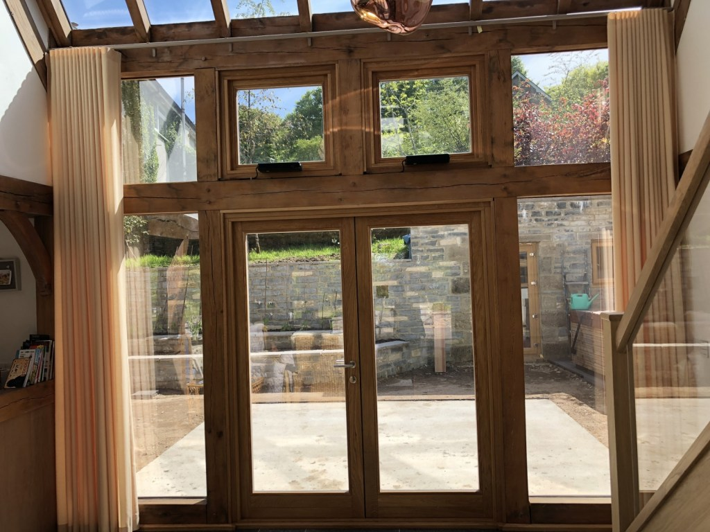 Solargard Sterling 60 window film to reduce heat and glare with uv fade protection