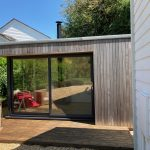 Garden Office Window Film