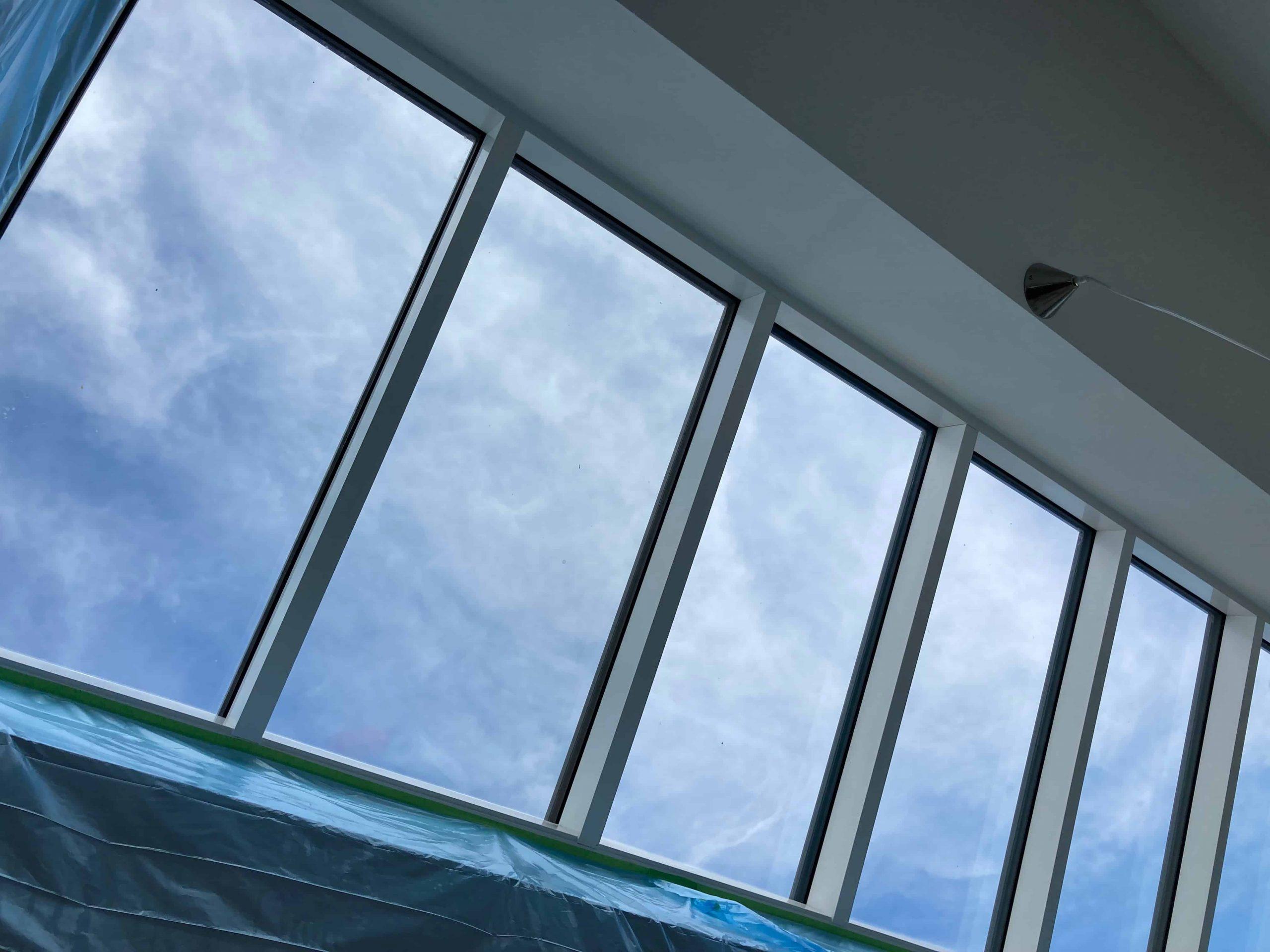 Skylight Solar Control AV Spectral 70 Window Film Sidmouth