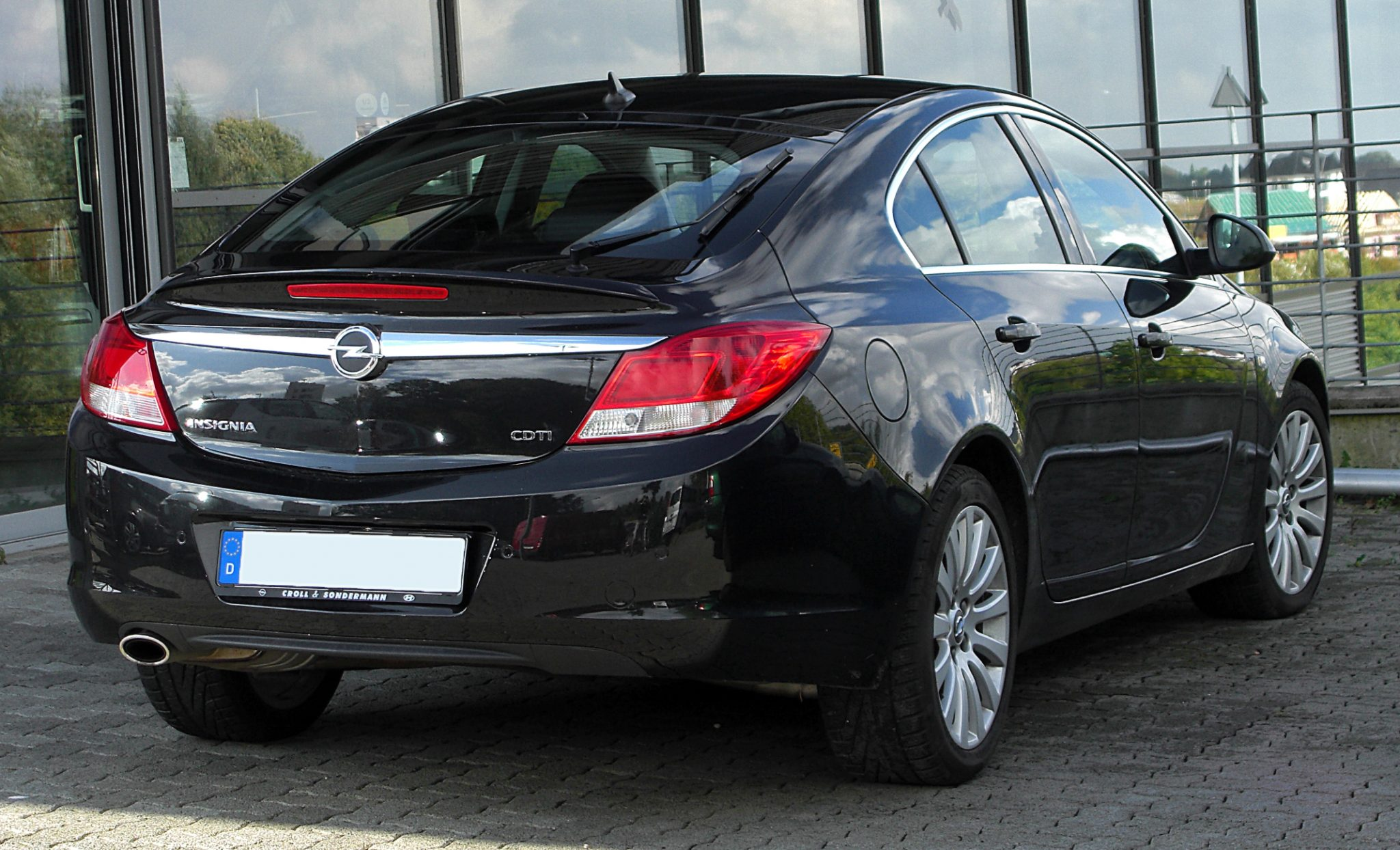 insignia heated rear window