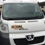 Peugeot Boxer Windscreen