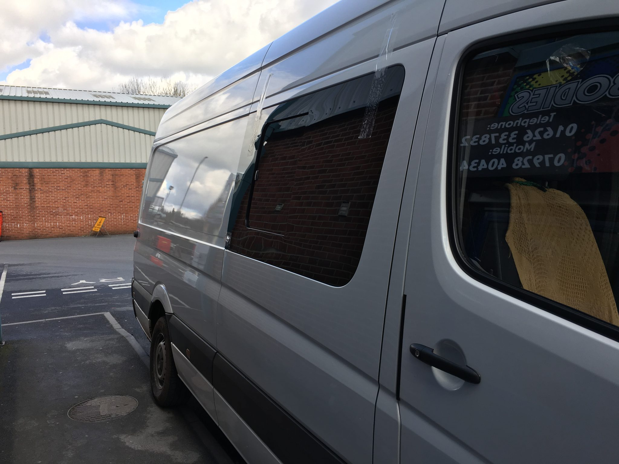 Mercedes Sprinter Van Conversion