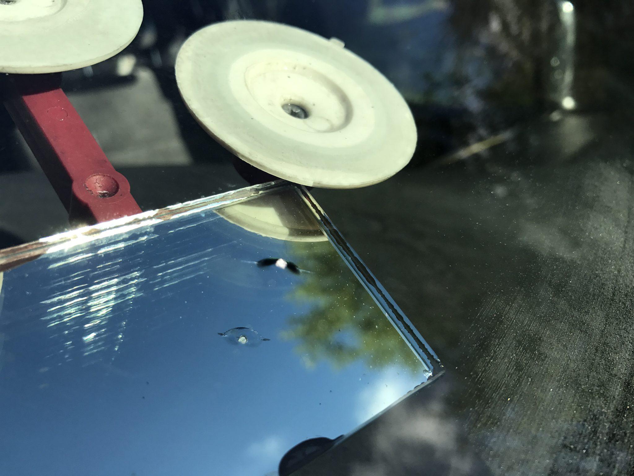 Nissan Elgrand Windscreen Repair