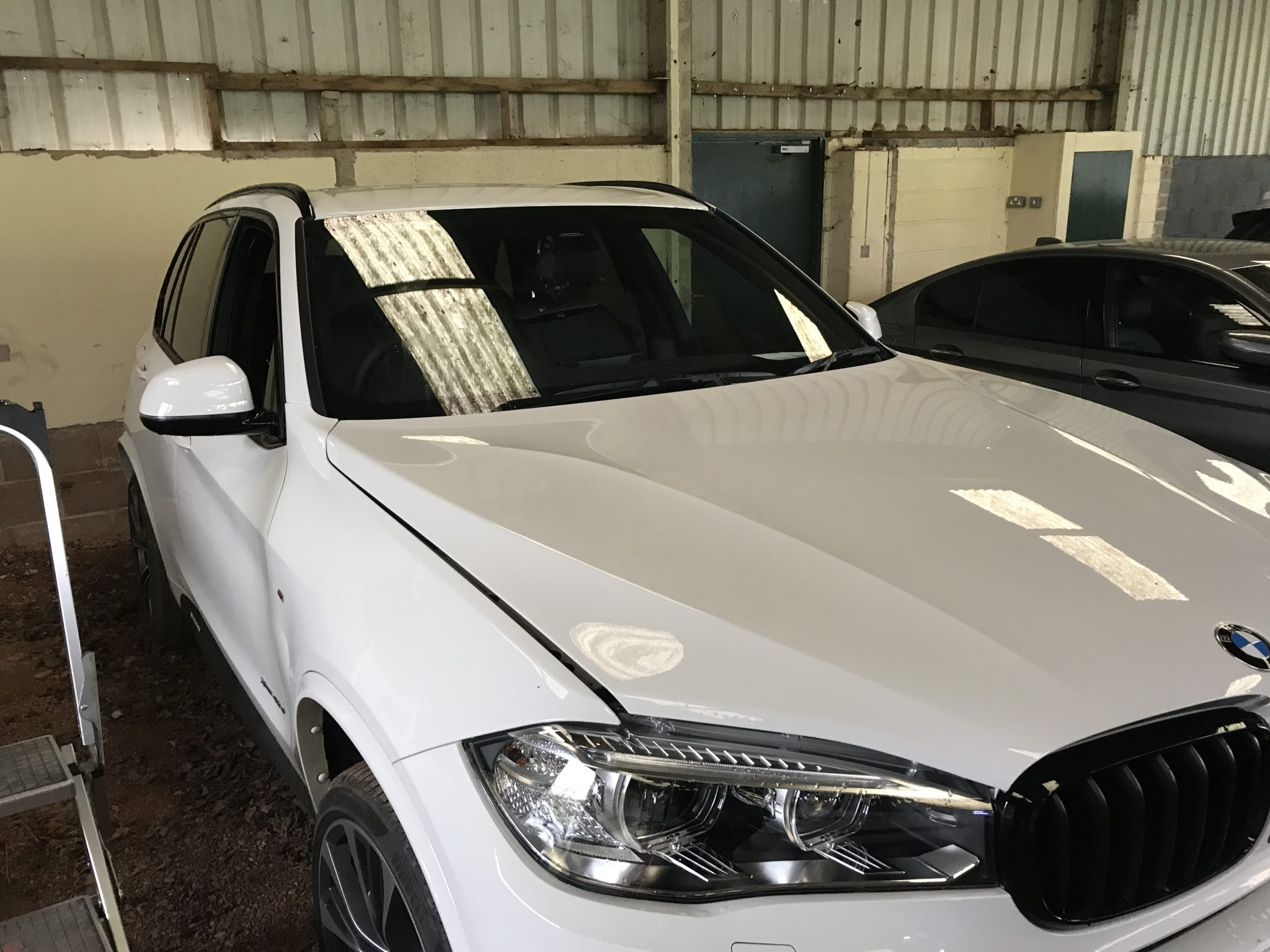 BMW X5 Windscreen Replacement