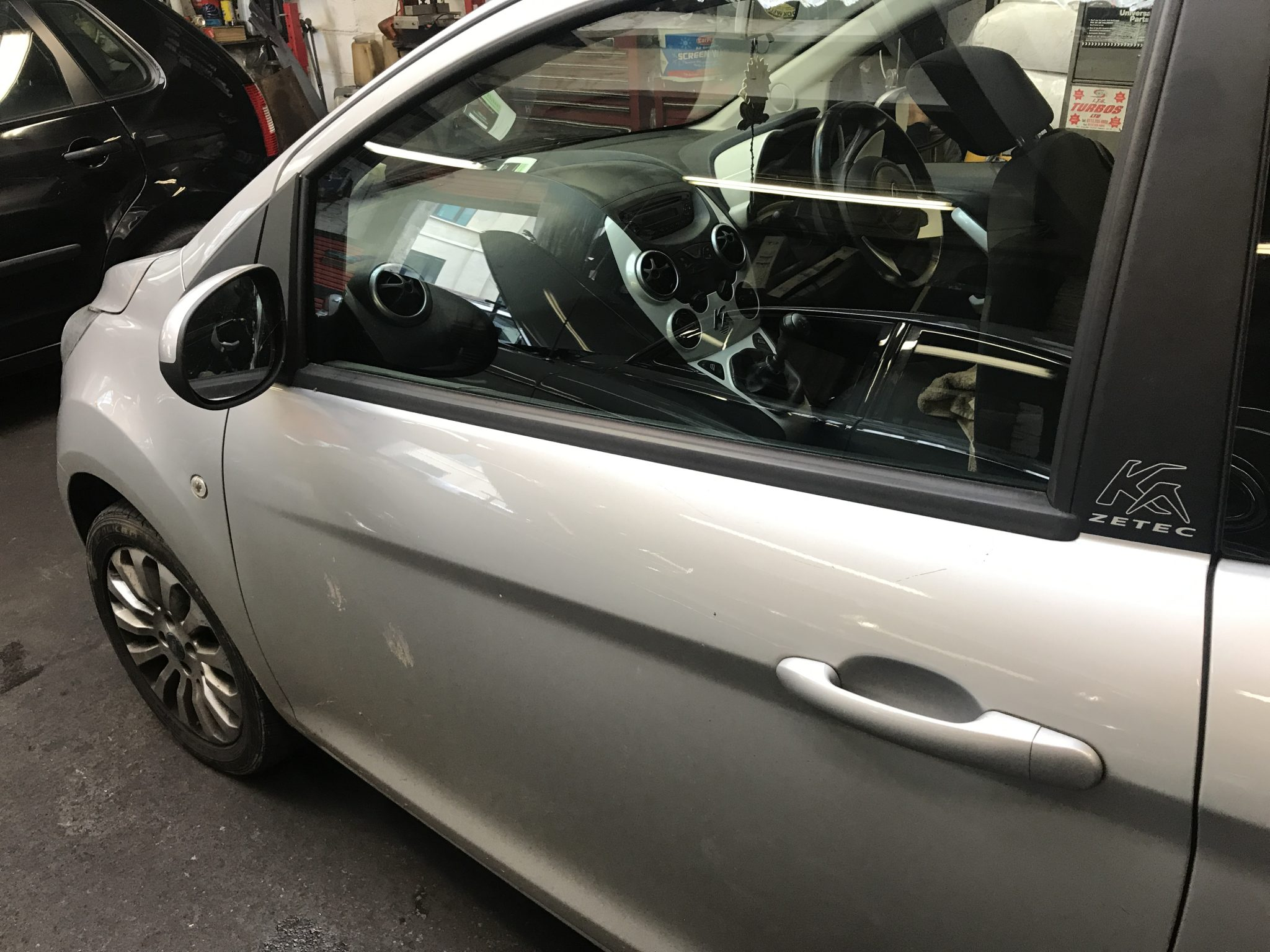 Ford Ka Door Glass