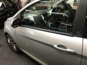 Ford Ka Door Glass