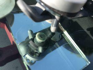 Golf Windscreen Repair