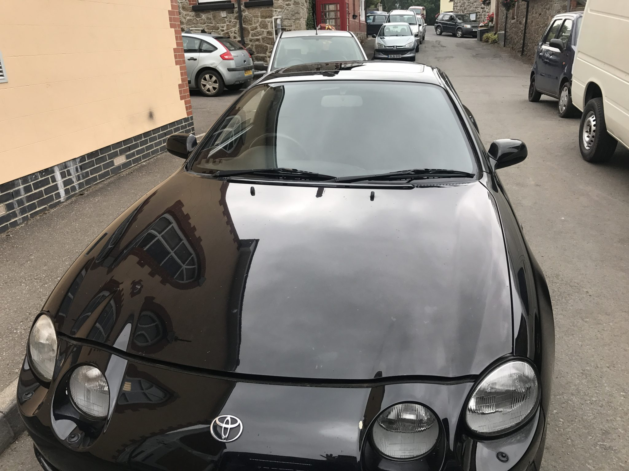 Toyota Celica Replacement Windscreen