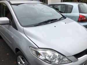 Mazda 5 Windscreen ReplacementMazda 5 Windscreen Replacement