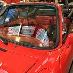 Porsche 911 Cabriolet Windscreen