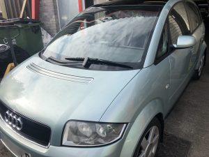 Audi A2 Windscreen Replacement
