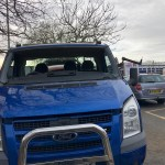2006 Ford Transit Windscreen Replacement