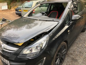 Corsa D Windscreen Replacement