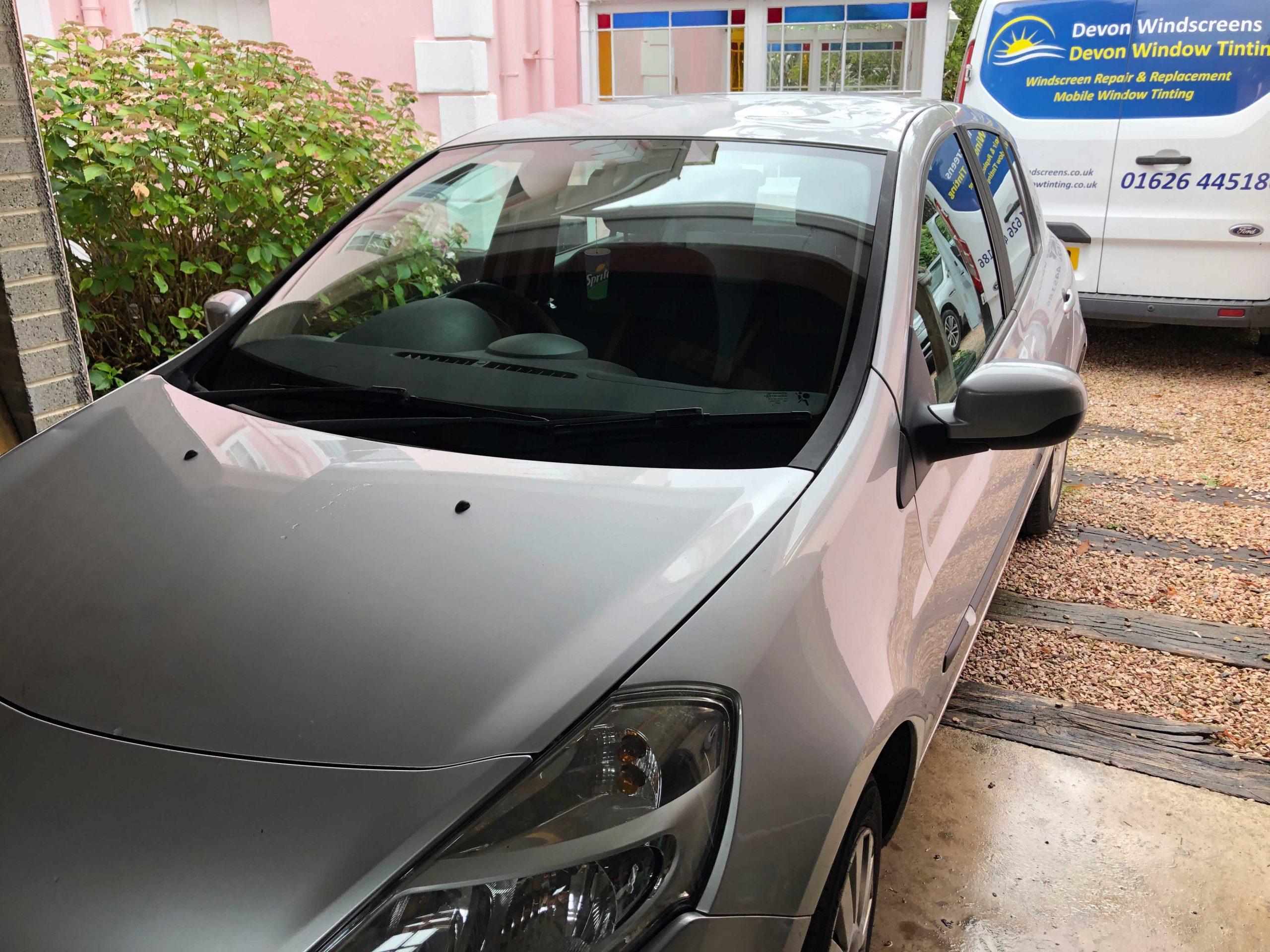 Renault Clio Mk3 Windscreen
