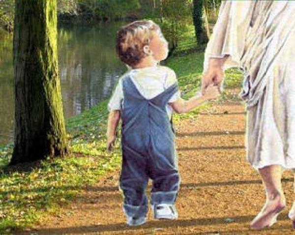 jesus-boy-walking