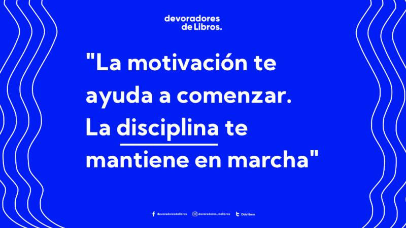Frase sobre motivación