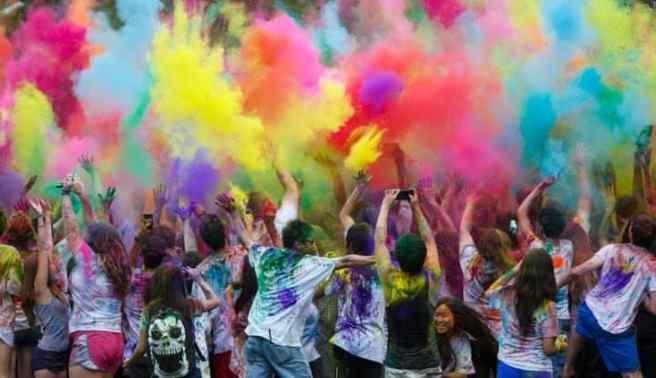 7 Curiozitati Despre Festivalul Holi