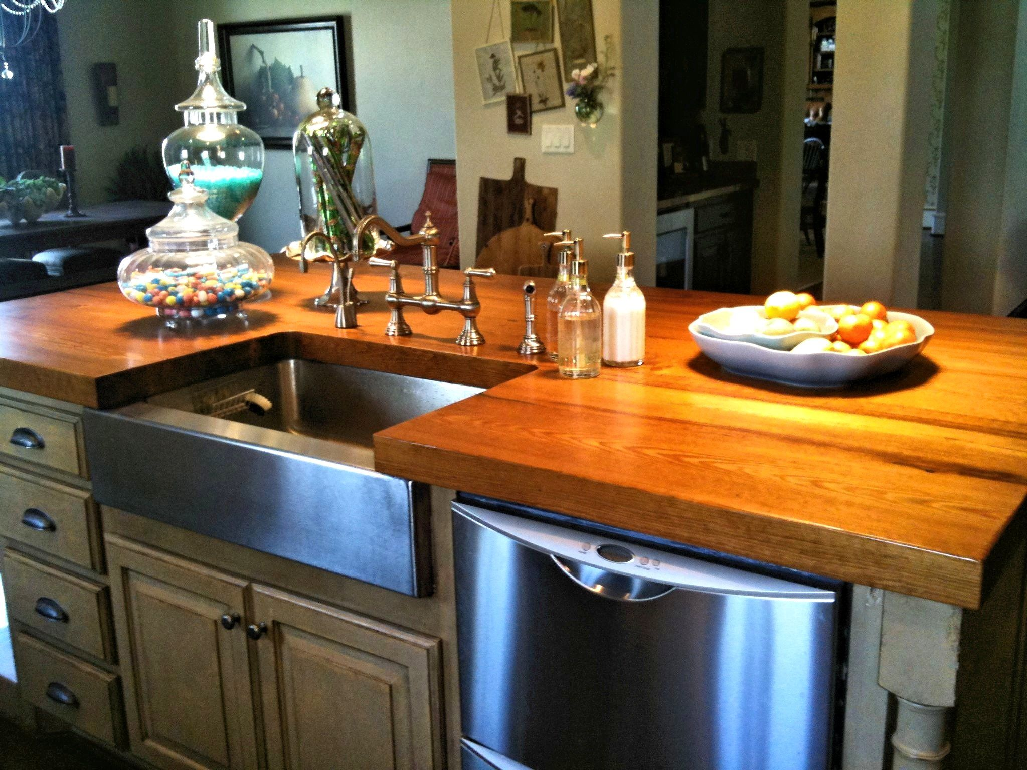 Wood Countertop Options