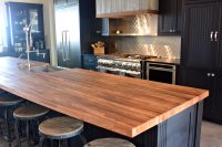 Reclaimed Boxcar Flooring Wood Countertop Photo Gallery ...