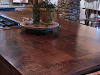 Slab Walnut Wood Countertop Photo Gallery, by DeVos Custom ...