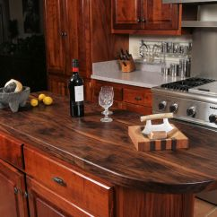 Used Kitchen Countertops Utility Knife Custom Wood Countertop Options Finishes Recommended For Tops As Cutting Surfaces