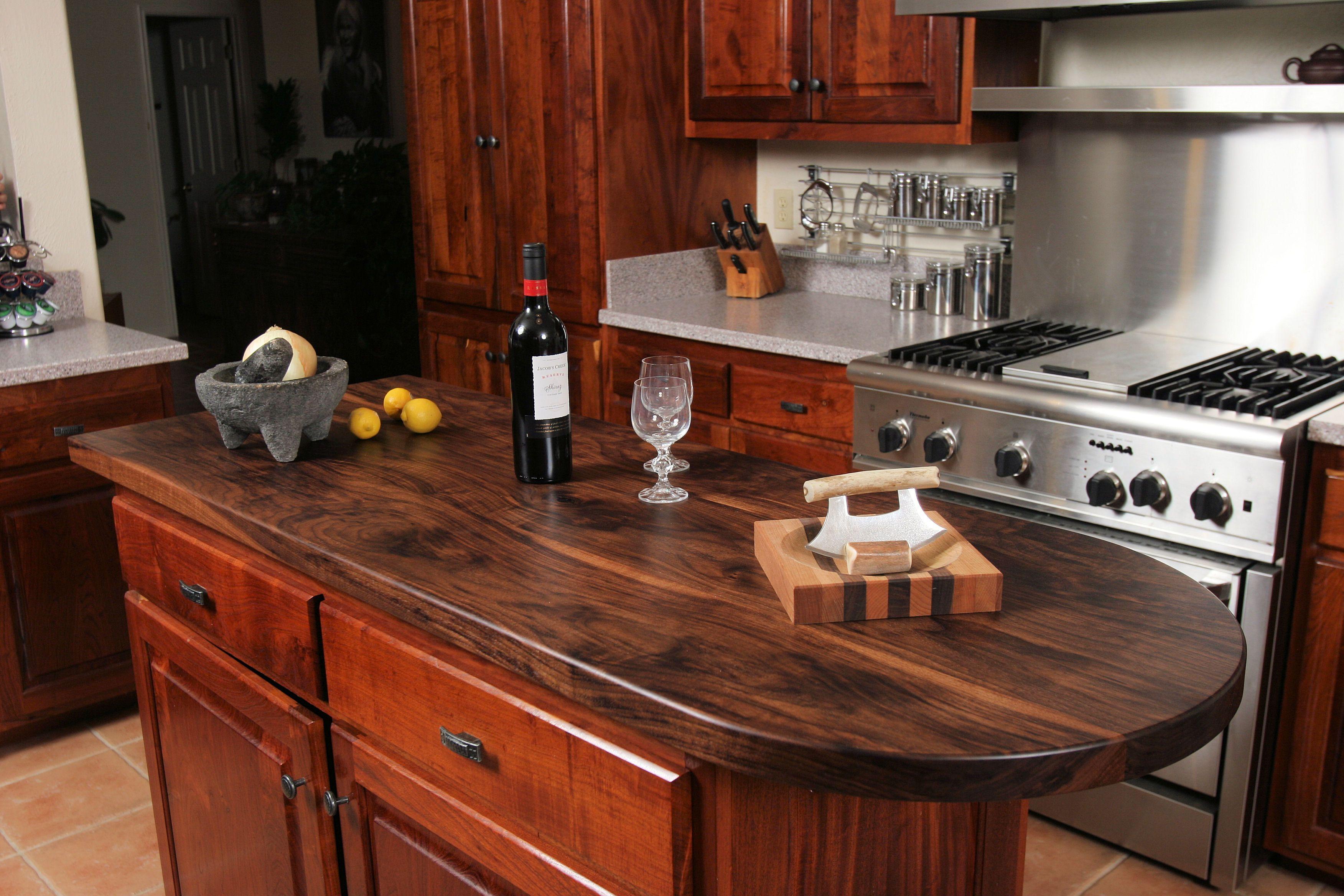 Bon Best Finish For Wood Countertops Kitchen