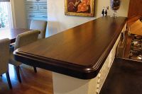 Wenge Wood Countertop Photo Gallery, by DeVos Custom ...