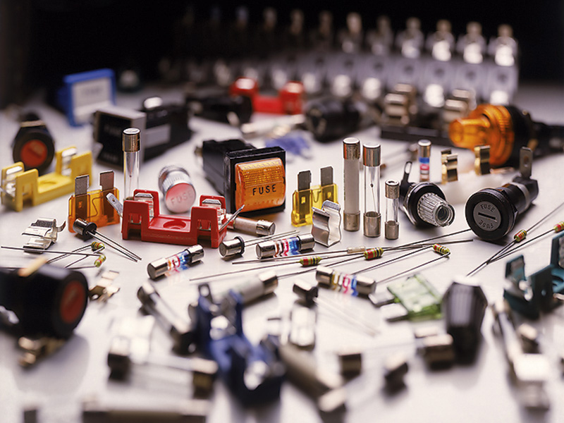 Electrical Wiring Components Vocational Training Aids