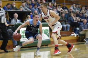 Lynden Christian versus Kings Christian: 2019 District Game
