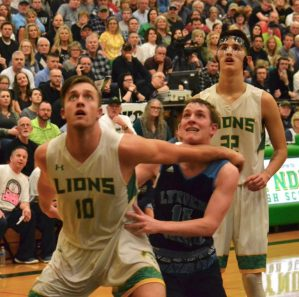 1A Lynden Christian versus local rival 2A Lynden High School