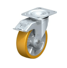 Green Living Fence Caster Wheels