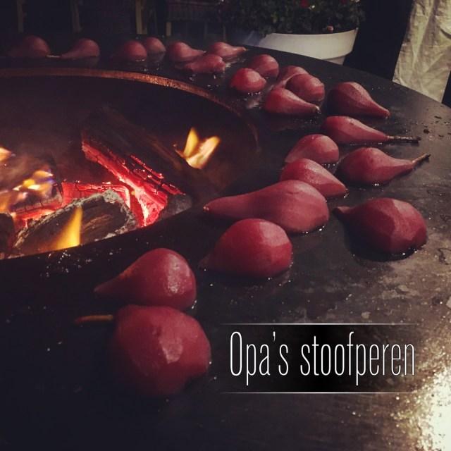 opa's stoofperen – de vuurmeester