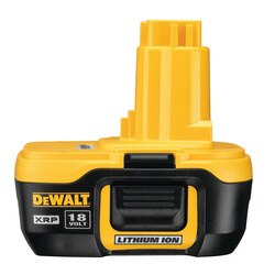Dewalt Lithium Ion Battery Conversion