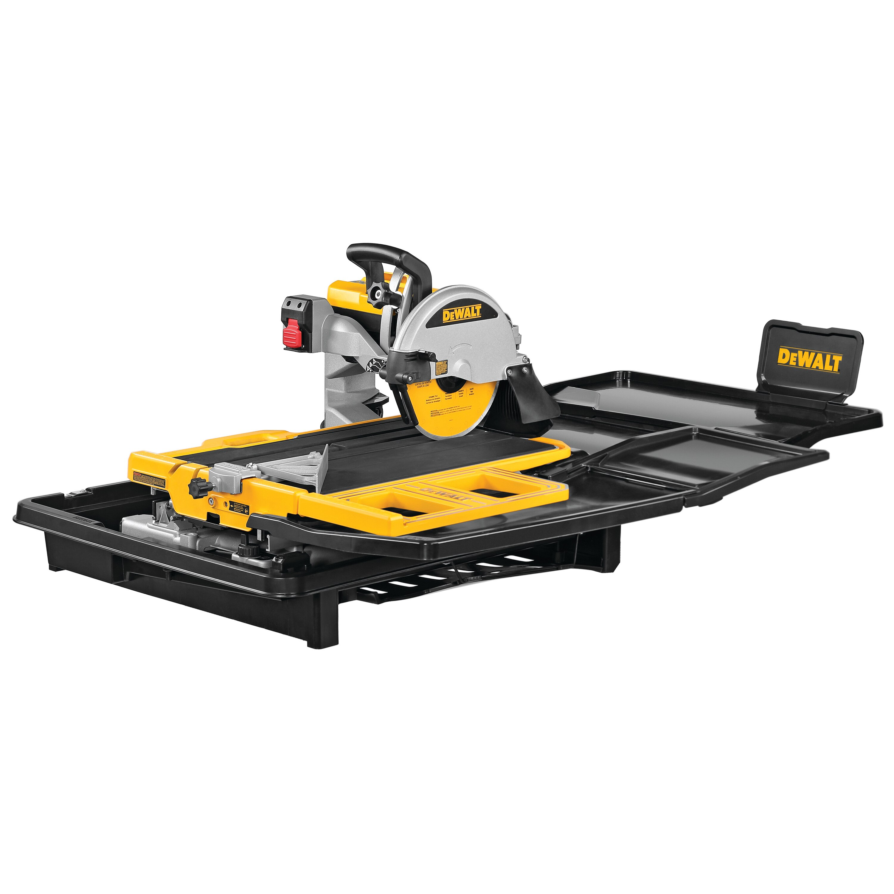10 in high capacity wet tile saw